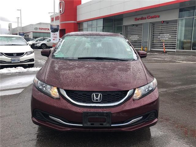 2015 Honda Civic LX (Stk: I190412A) in Mississauga - Image 2 of 8