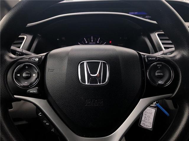 2015 Honda Civic LX (Stk: I190412A) in Mississauga - Image 5 of 8