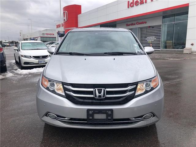 2015 Honda Odyssey Touring (Stk: I180756A) in Mississauga - Image 2 of 15