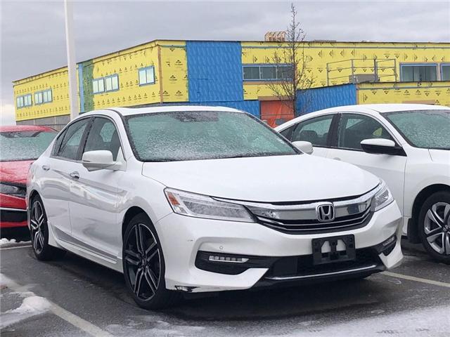 2016 Honda Accord Touring V6 (Stk: I190285A) in Mississauga - Image 1 of 6