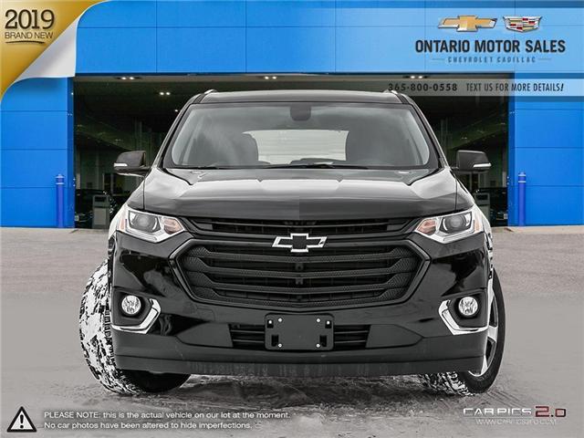 2019 Chevrolet Traverse 3LT (Stk: T9220497) in Oshawa - Image 2 of 19