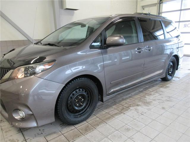2011 Toyota Sienna SE 8 Passenger (Stk: 15906A) in Toronto - Image 1 of 15