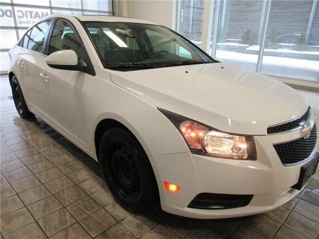 2013 Chevrolet Cruze LT Turbo (Stk: L11721A) in Toronto - Image 1 of 17
