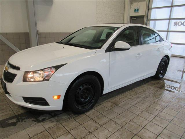 2013 Chevrolet Cruze LT Turbo (Stk: L11721A) in Toronto - Image 2 of 17