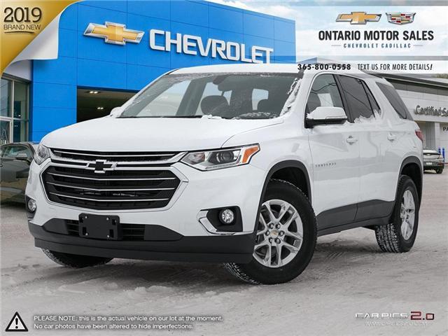 2019 Chevrolet Traverse LT (Stk: T9221468) in Oshawa - Image 1 of 19
