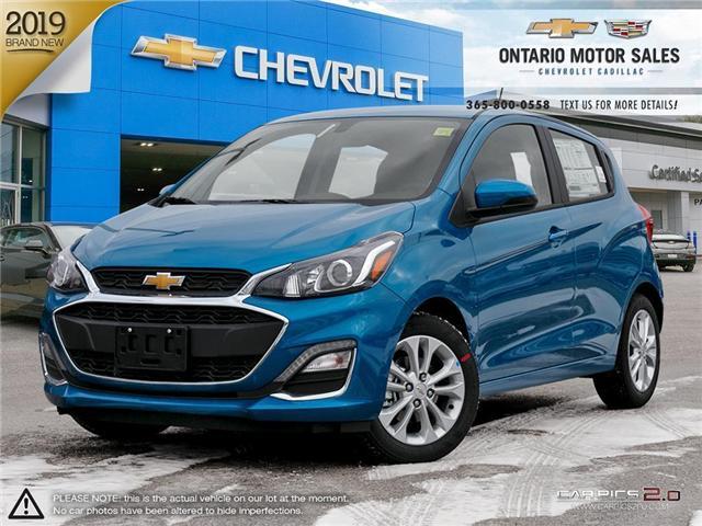 2019 Chevrolet Spark 1LT CVT (Stk: 9735718) in Oshawa - Image 1 of 19