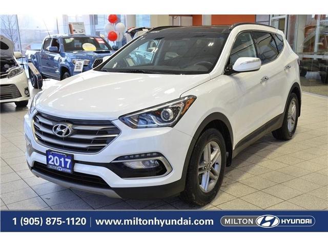 2017 Hyundai Santa Fe Sport  (Stk: 451145) in Milton - Image 1 of 38