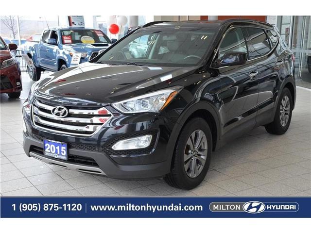 2015 Hyundai Santa Fe Sport  (Stk: 253044) in Milton - Image 1 of 37