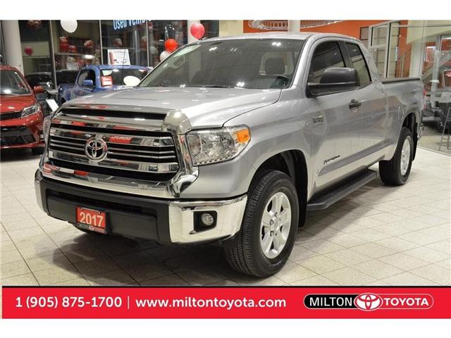 2017 Toyota Tundra  (Stk: 677353) in Milton - Image 1 of 38