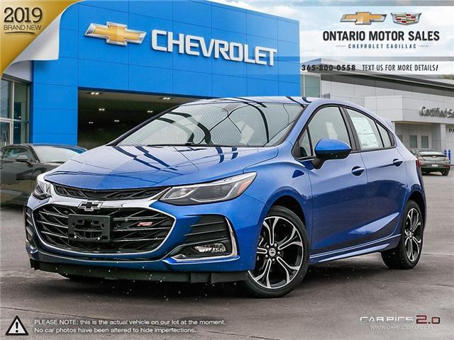 2019 Chevrolet Cruze LT (Stk: 9555520) in Oshawa - Image 1 of 19