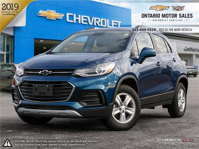 2019 Chevrolet Trax LT (Stk: 9239361) in Oshawa - Image 1 of 19