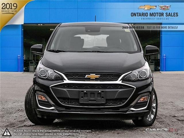 2019 Chevrolet Spark 2LT CVT (Stk: 9718445) in Oshawa - Image 2 of 19