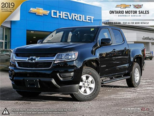 2019 Chevrolet Colorado WT (Stk: T9159223) in Oshawa - Image 1 of 19