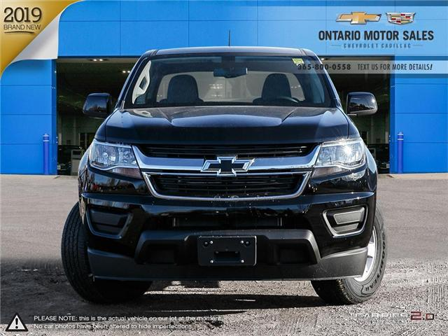 2019 Chevrolet Colorado WT (Stk: T9159223) in Oshawa - Image 2 of 19