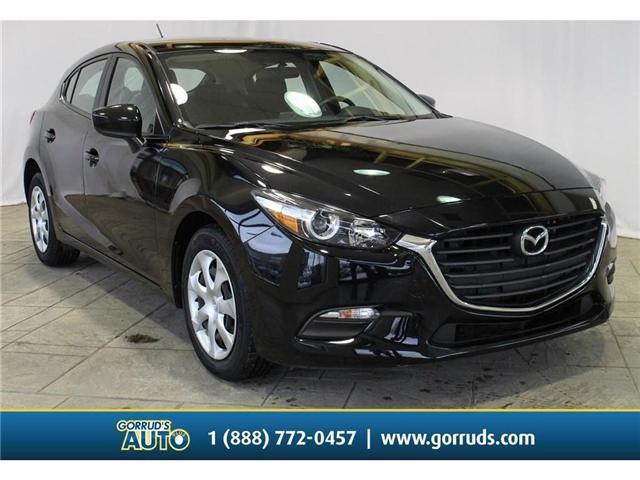 2017 Mazda Mazda3 GX (Stk: 144352) in Milton - Image 1 of 42