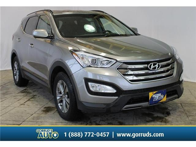 2016 Hyundai Santa Fe Sport  (Stk: 373670) in Milton - Image 1 of 40