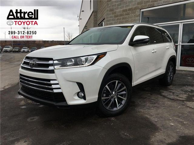 2019 Toyota Highlander XLE AWD (Stk: 43235) in Brampton - Image 1 of 29