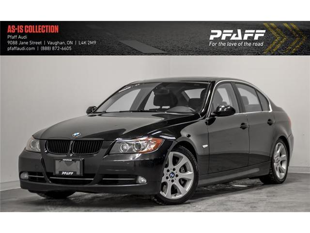 2008 BMW 335i  (Stk: C6317AA) in Vaughan - Image 1 of 15