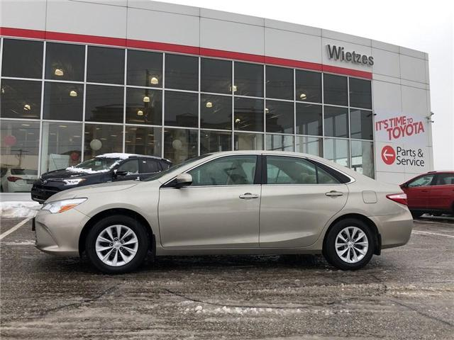 2016 Toyota Camry LE (Stk: U2273) in Vaughan - Image 2 of 19