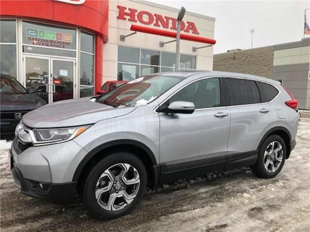 2018 Honda CR-V EX-L (Stk: J9243) in Georgetown - Image 1 of 10