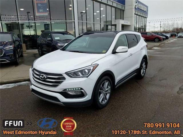 2018 Hyundai Santa Fe Sport  (Stk: E4187) in Edmonton - Image 2 of 27