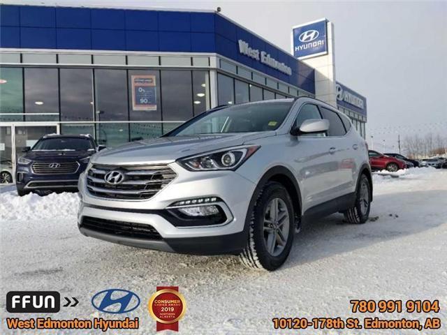 2018 Hyundai Santa Fe Sport  (Stk: E4228) in Edmonton - Image 1 of 20