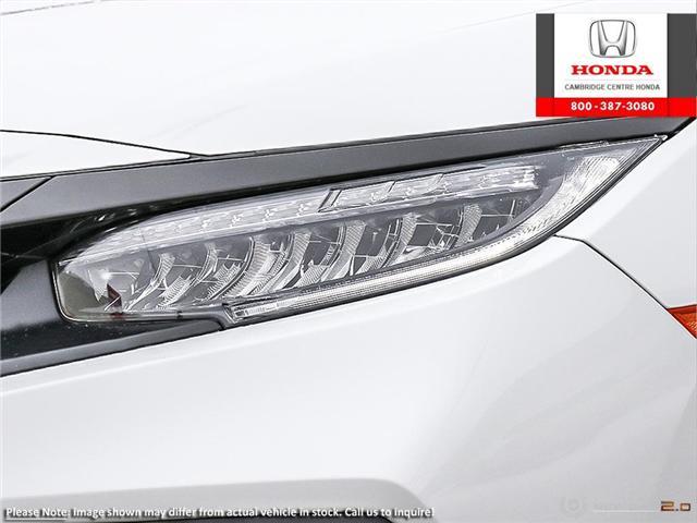 2019 Honda Civic Touring (Stk: 19452) in Cambridge - Image 10 of 24