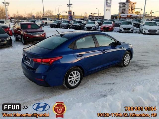 2018 Hyundai Accent GL (Stk: E4235) in Edmonton - Image 6 of 22