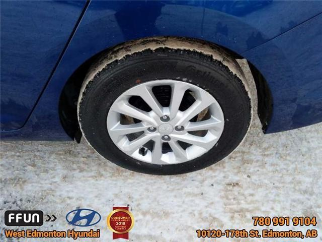 2018 Hyundai Accent GL (Stk: E4235) in Edmonton - Image 10 of 22
