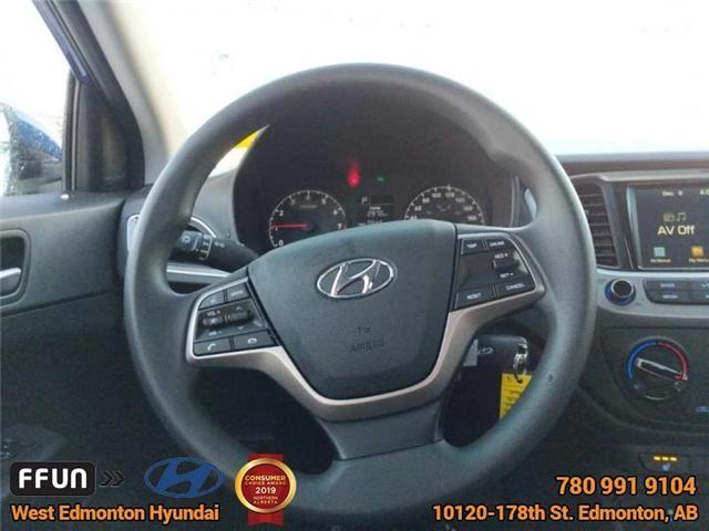 2018 Hyundai Accent GL (Stk: E4235) in Edmonton - Image 12 of 22