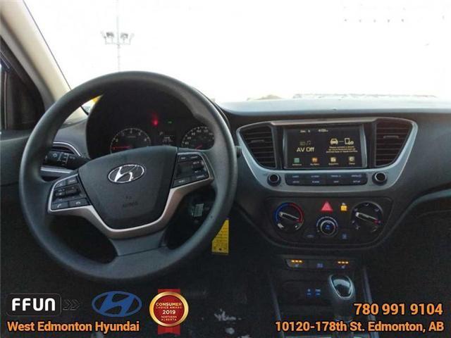 2018 Hyundai Accent GL (Stk: E4235) in Edmonton - Image 13 of 22