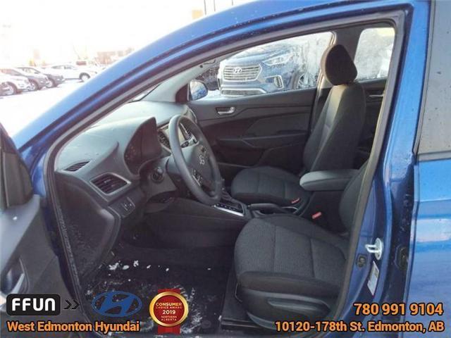 2018 Hyundai Accent GL (Stk: E4235) in Edmonton - Image 15 of 22