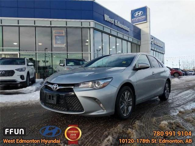 2017 Toyota Camry LE (Stk: E4269) in Edmonton - Image 1 of 20