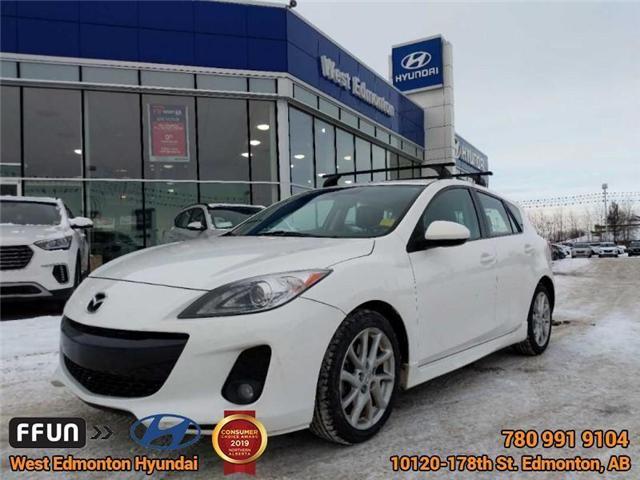 2012 Mazda Mazda3 GT (Stk: 86769A) in Edmonton - Image 1 of 24