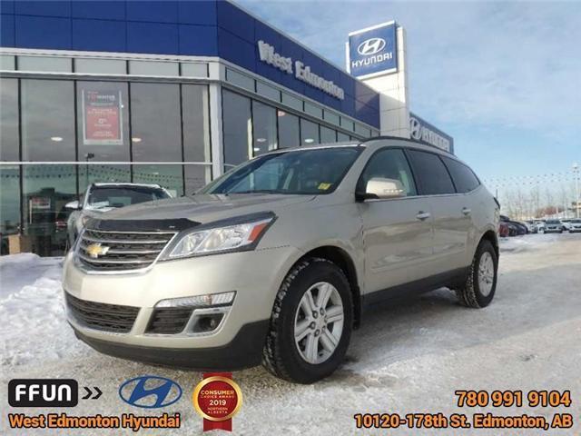 2013 Chevrolet Traverse 2LT (Stk: E4299) in Edmonton - Image 1 of 21