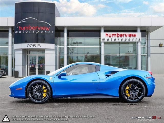 2017 Ferrari 488 Spider Base (Stk: 19MSX001) in Mississauga - Image 3 of 30