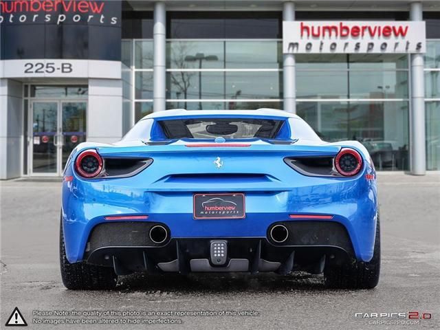 2017 Ferrari 488 Spider Base (Stk: 19MSX001) in Mississauga - Image 5 of 30