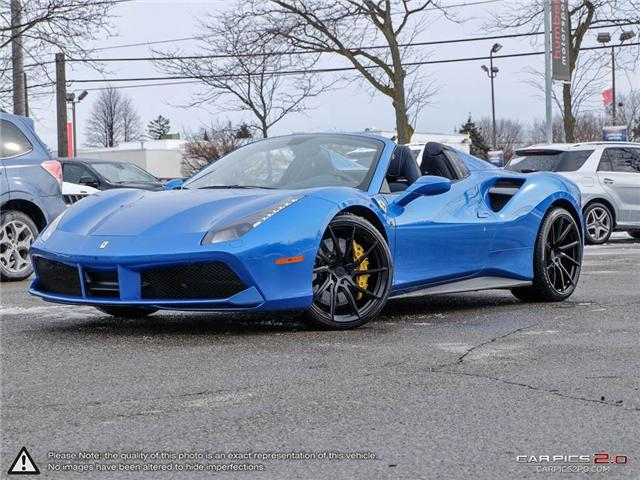 2017 Ferrari 488 Spider Base (Stk: 19MSX001) in Mississauga - Image 6 of 30