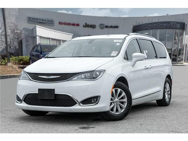 2018 Chrysler Pacifica Touring-L Plus (Stk: 7787P) in Mississauga - Image 1 of 20