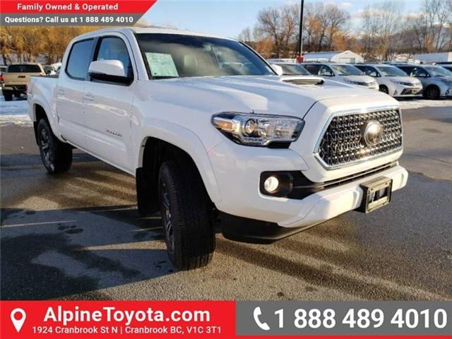 2019 Toyota Tacoma TRD Sport (Stk: X176238) in Cranbrook - Image 7 of 15