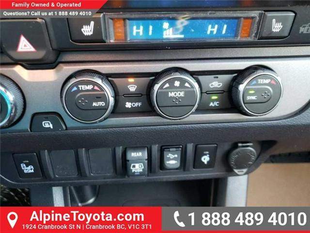 2019 Toyota Tacoma TRD Sport (Stk: X176238) in Cranbrook - Image 12 of 15