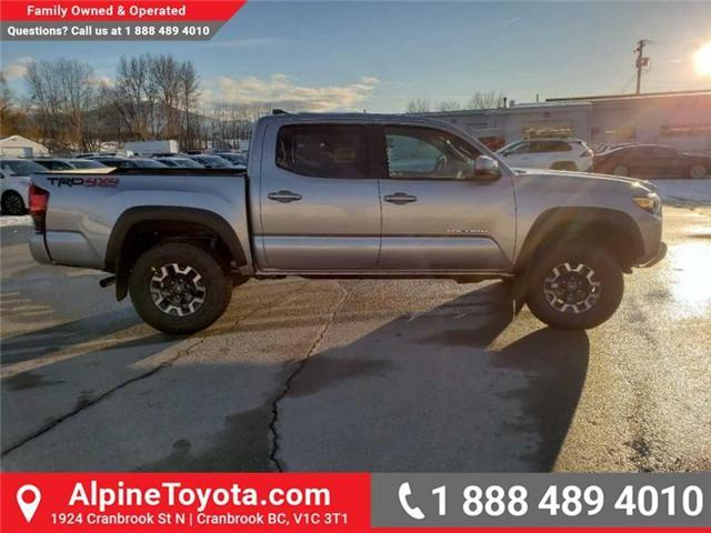 2019 Toyota Tacoma TRD Off Road (Stk: X176639) in Cranbrook - Image 6 of 14