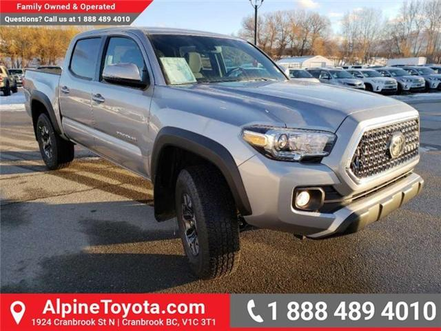 2019 Toyota Tacoma TRD Off Road (Stk: X176639) in Cranbrook - Image 7 of 14