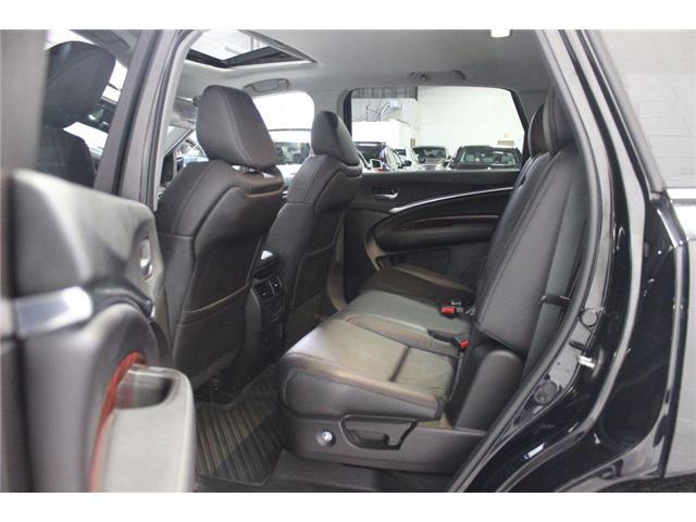 2016 Acura MDX Navigation Package (Stk: 505593) in Vaughan - Image 10 of 27