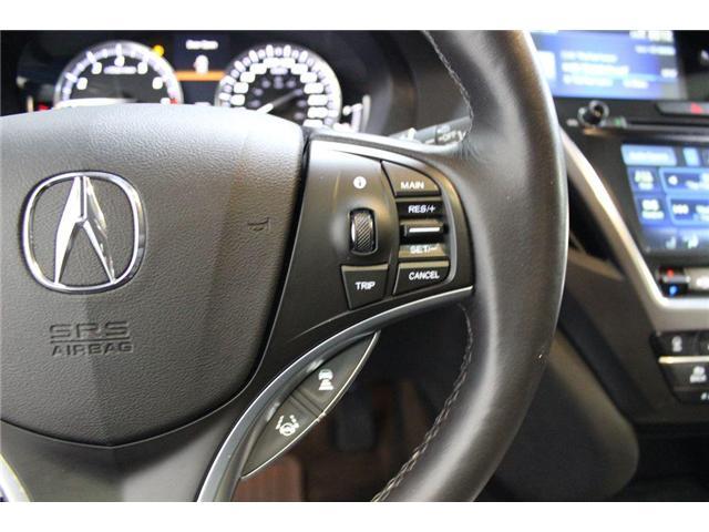 2016 Acura MDX Navigation Package (Stk: 505593) in Vaughan - Image 15 of 27