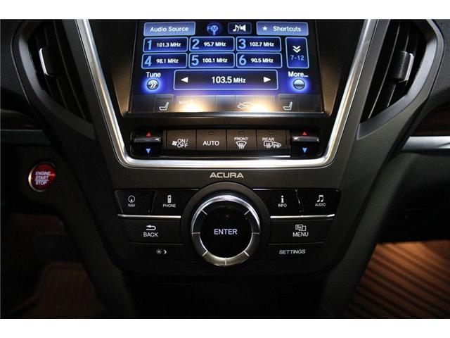2016 Acura MDX Navigation Package (Stk: 505593) in Vaughan - Image 20 of 27