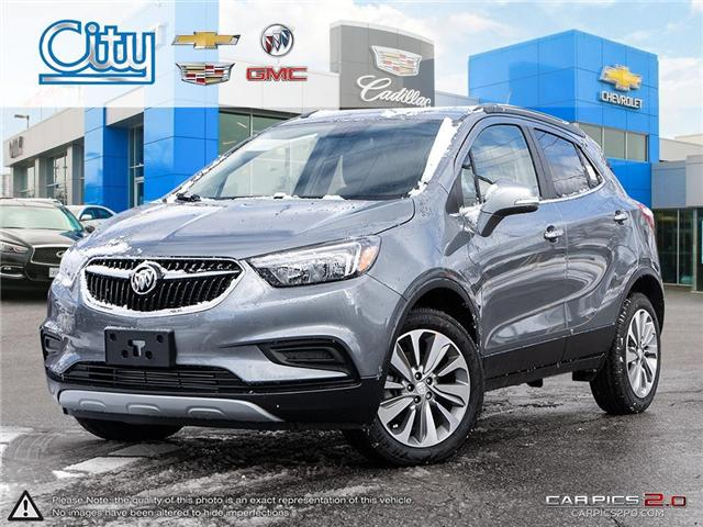 2019 Buick Encore Preferred (Stk: 2968723) in Toronto - Image 1 of 27