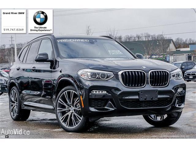 2018 BMW X3 xDrive30i (Stk: PW4696) in Kitchener - Image 1 of 22