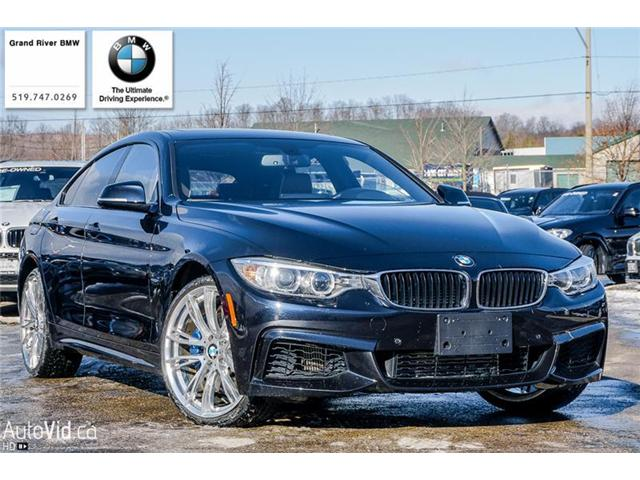 2016 BMW 435i xDrive Gran Coupe (Stk: PW4725) in Kitchener - Image 1 of 21