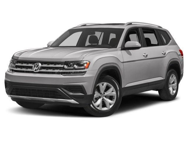 2019 Volkswagen Atlas 3.6 FSI Highline (Stk: VWTF1742) in Richmond - Image 1 of 8